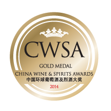 China Wine & Spirits - Gold